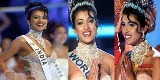 Priyanka Chopra celebrates 20 years of Miss World