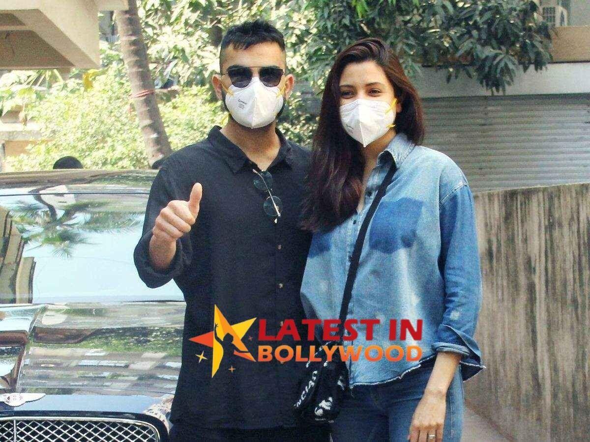 Virat Kohli and Anushka Sharma Make First Public Appearance