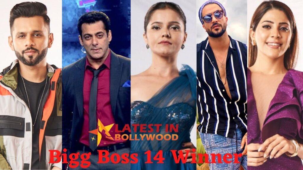 Bigg Boss 14 Winner