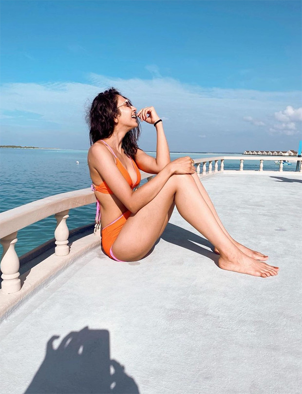 Rakul Preet Singh Maldives Vacations