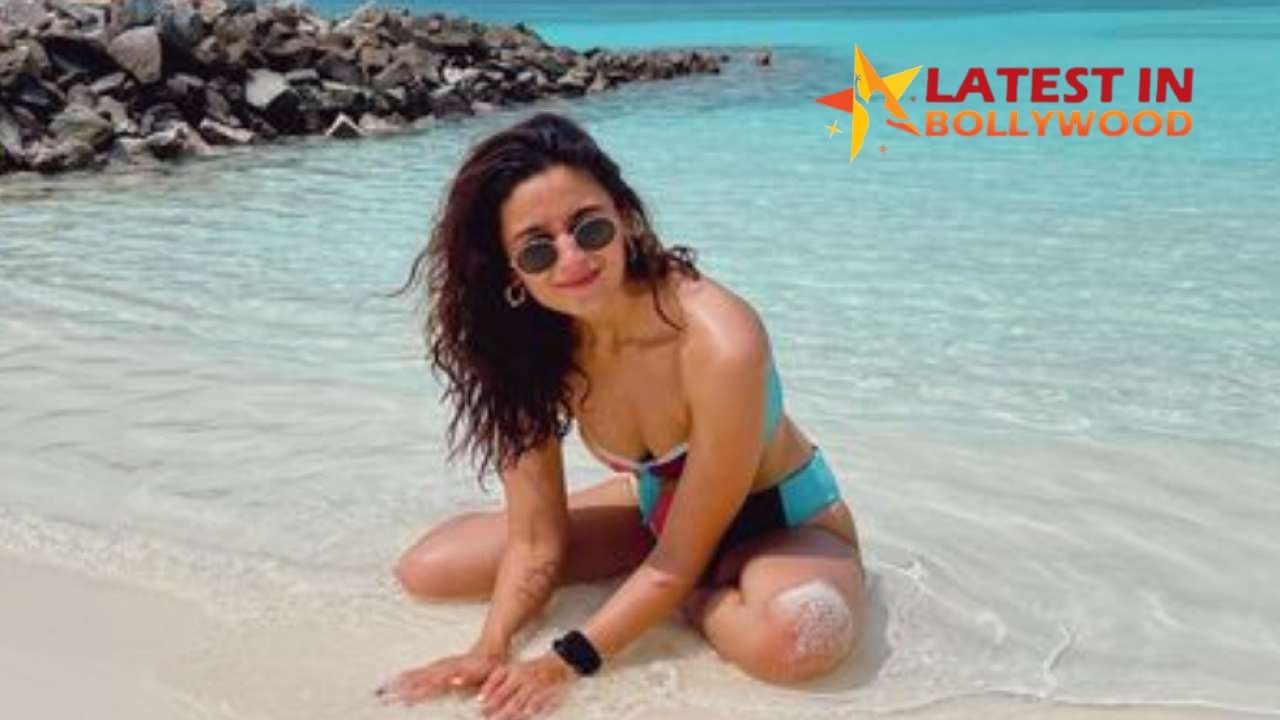 Alia Bhaat Maldives Vacations