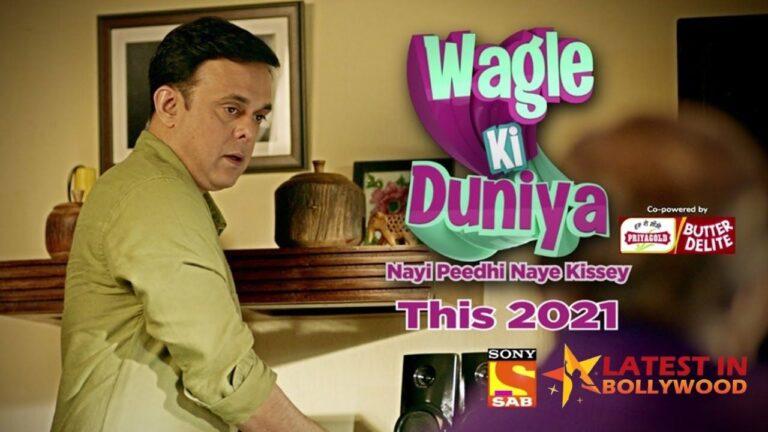 Wagle Ki Duniya Serial Star Cast, SAB TV New Show, Release Date, Telecast Timing
