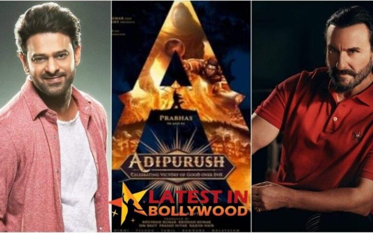 Massive Fire Breaks On the sets of Prabhas-Saif Ali Khan's Adipurush