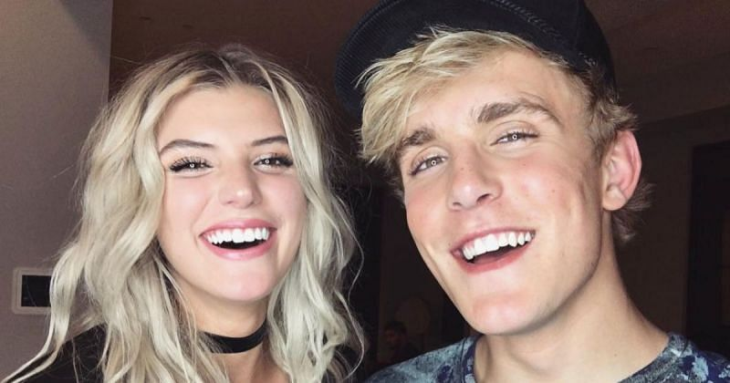 Jake Paul and Alissa Violet