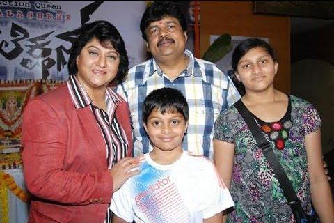 Koti Ramu Wife and Children