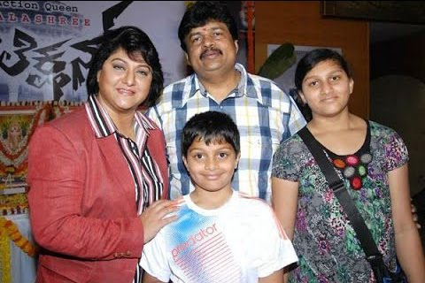 Kannada film producer Ramu Wife Malashree