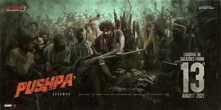 Pushpa Movie Wiki