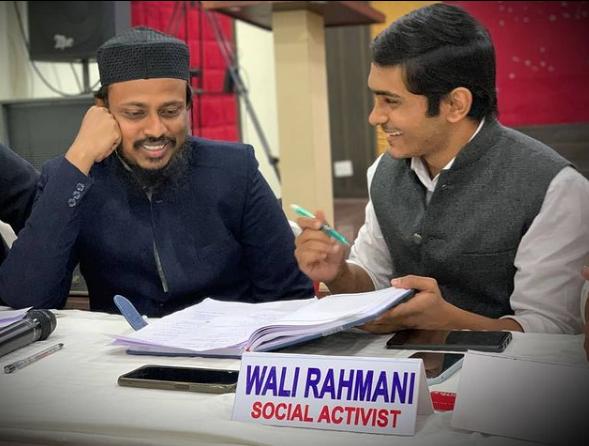 Who is Wali Rahman
