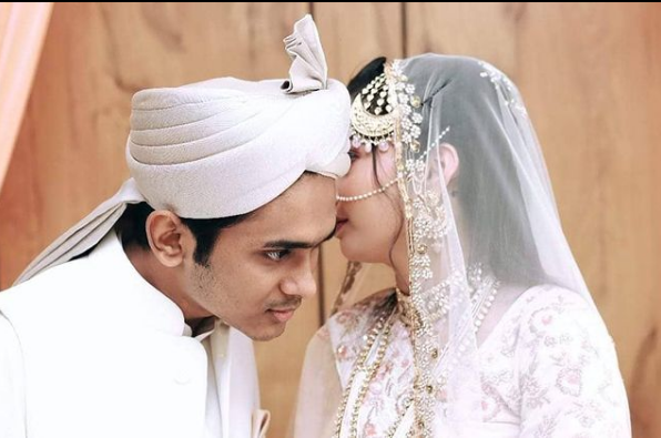 Wali Rahmani Marriage Photos
