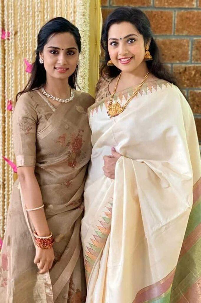Actress Meena Image 1
