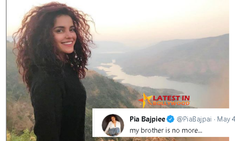 Actress Pia Bajpai Brother Died, Wiki, Biography, Age & Family
