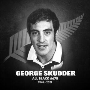 George Skudder death