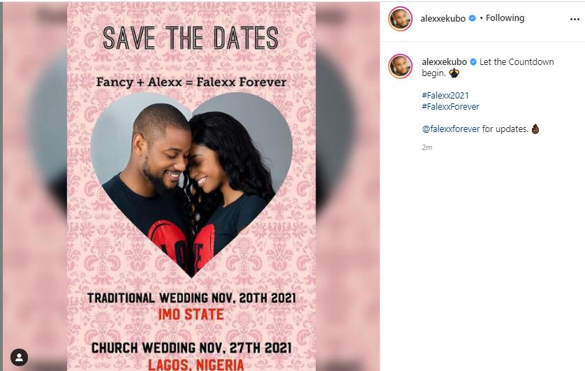 Fancy Acholonu Engagement