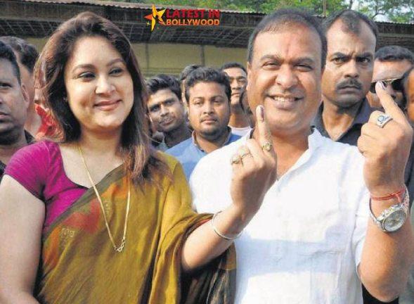 Himanta Biswa Sarma Wife