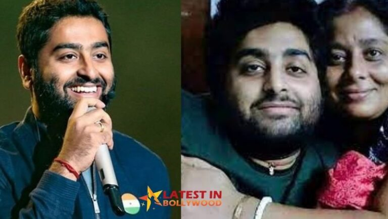 Arijit Singh's Mother Died Age of 52 Years