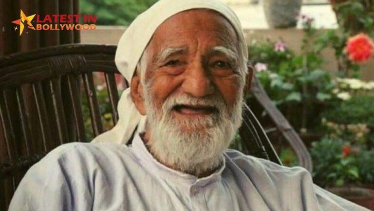 Environmentalist Sunderlal Bahuguna Death, Wiki, Age, Biography, Death Reason