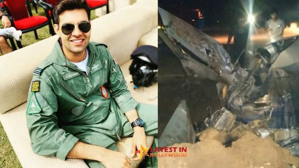 Sqn Ldr Abhinav Choudhary IAF Death