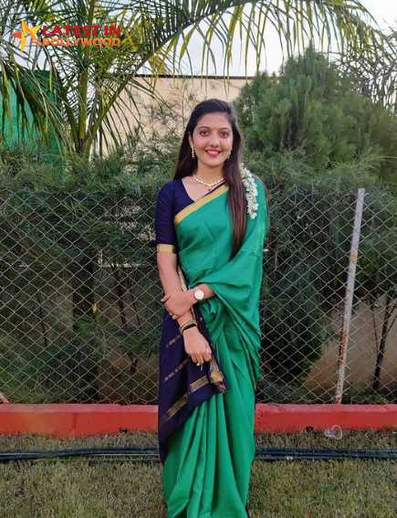 Srushti Jayant Deshmukh IAS Biography