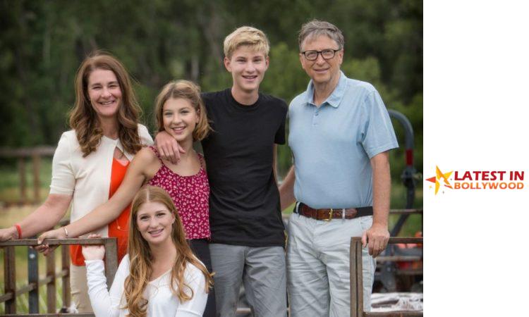 Jennifer Katharine Gates Family