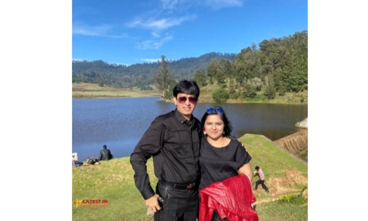 J.Radhakrishnan IAS Wife Name