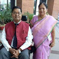 Vinod Kumar Bansal Wife Name