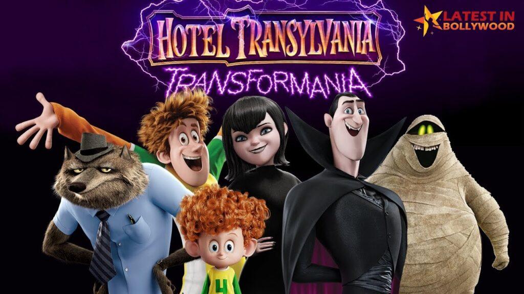 Hotel Transylvania 4 Release Date