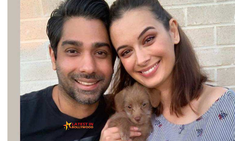 Tushaan Bhindi Ties the Knot With Evelyn Sharma
