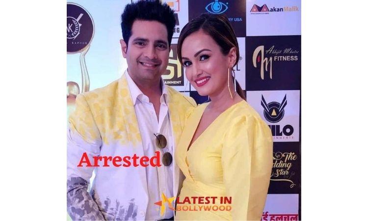 Karan Mehra Arrested After Wife Nisha Rawal Filed a complaint
