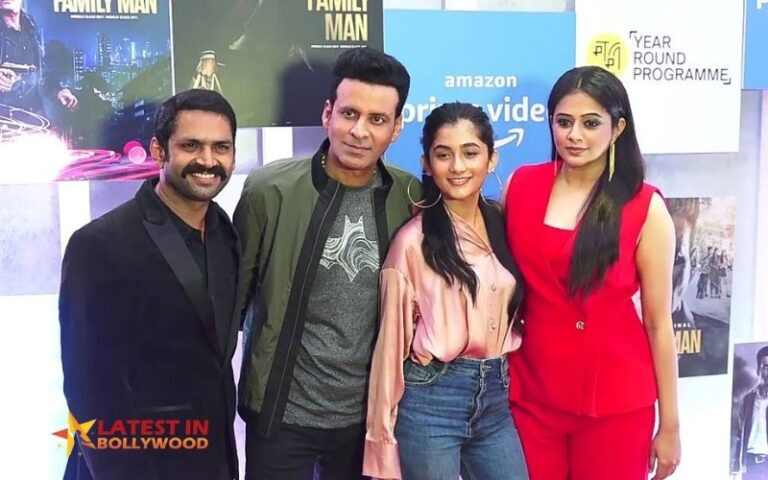 Amazing Facts of Ashlesha Thakur, Did a role of Manoj Bajpayee Daughter in The Family Man