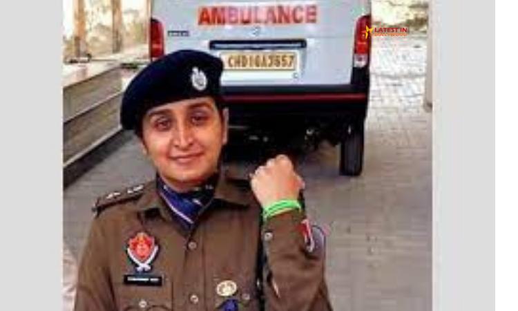 Kanwardeep Kaur IPS Husband Name