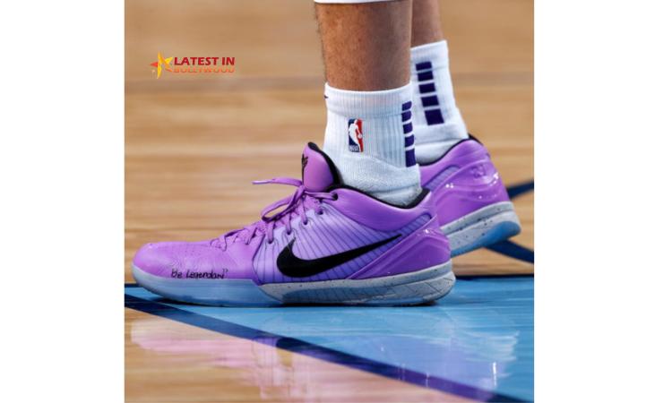 devin booker purple shoes