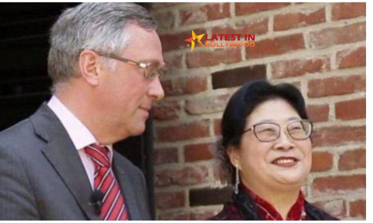 Peter Lescouhier Wife Xiang Xueqiu