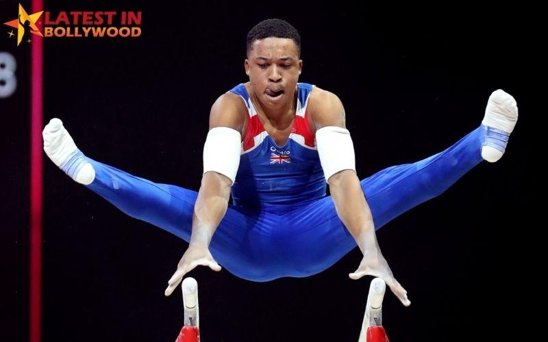Joe Fraser Gymnast Parents & Ethnicity