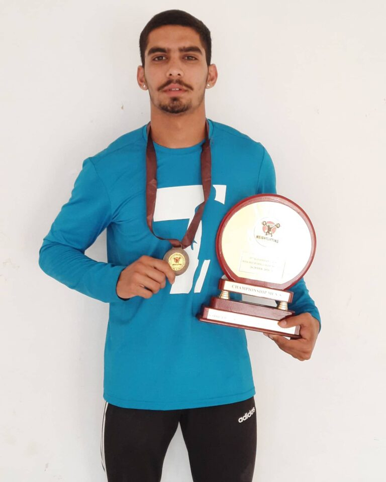 Shubhanshu Sharma Wiki, Biography, Age, Height, Career & more about National Weightlifting Champion