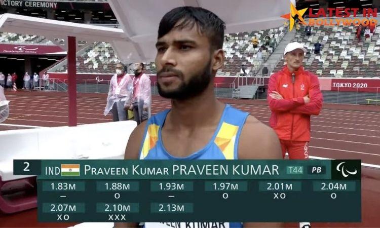 Praveen Kumar Paralympics Biography