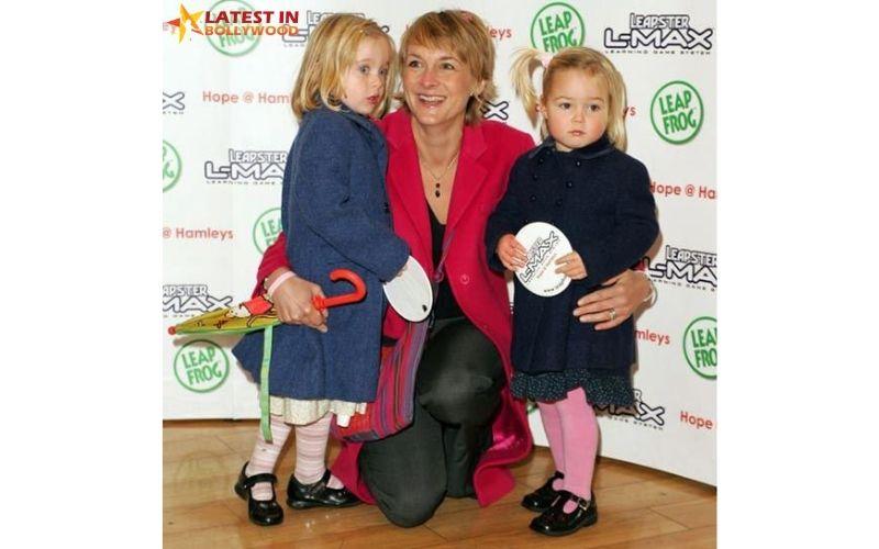 Louise Minchin Children